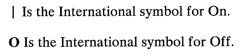 Figure 5: Example of 0 and 1 usage in running text from 1984, in the user manual for a computer. From International Business Machines Corporation. IBM Personal Computer Hardware Reference Library: Guide to Operations, revised edition, 1984., p. 1-11.